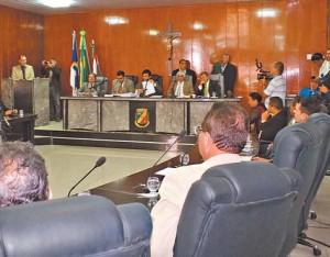 Câmara aprovou novamente projeto que serviu de pivô para as prisões em Caruaru foto: Renand Zovka/PMC