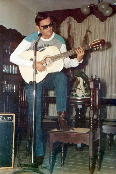 Dimas Santos, em 09 de fevereiro de 1984.