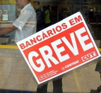 bancarios-em-greve