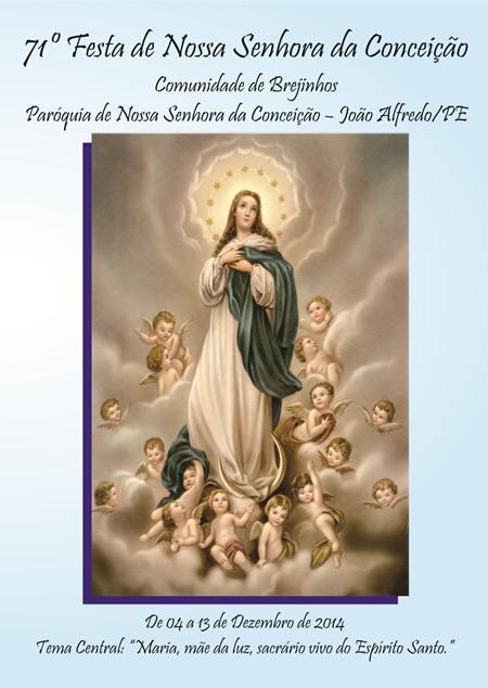 1 Festa de Nossa Senhora da Conceição - João Alfredo