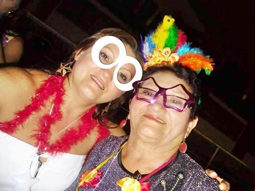 Sandra e Dona Deda