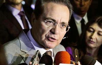 O senador Renan Calheiros (PMDB-AL), durante em 2014 (Foto: Moreira Mariz / Agência Senado)