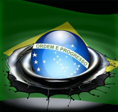 Brasil Afundando em petróleo