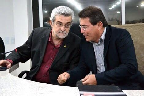 Pedro Eugênio e Luciano Duque