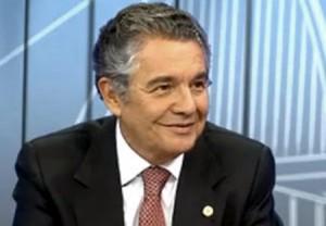 Ministro Marco Aurélio em entrevista ao programa É Notícia, da RedeTV