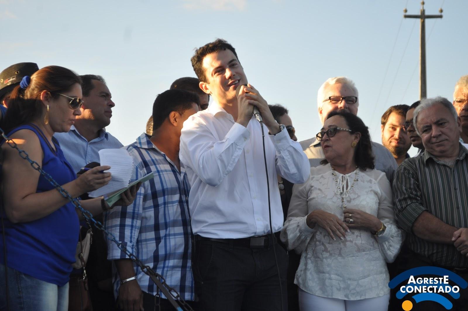 Deputado estadual Clodoaldo Magalhães