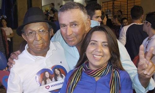 RADIÇÃO - Mariana Medeiros (PTC) é filha do ex-prefeito de Cumaru José Américo