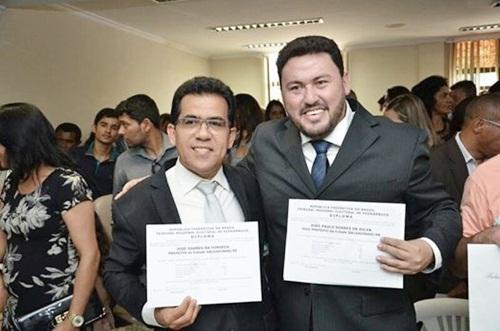 José Soares e João Paulo