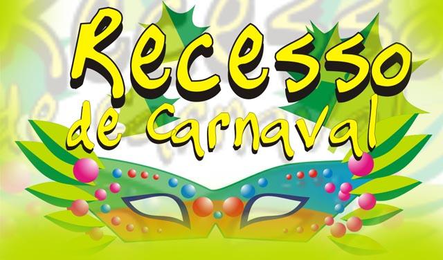 Chegou o Carnaval!