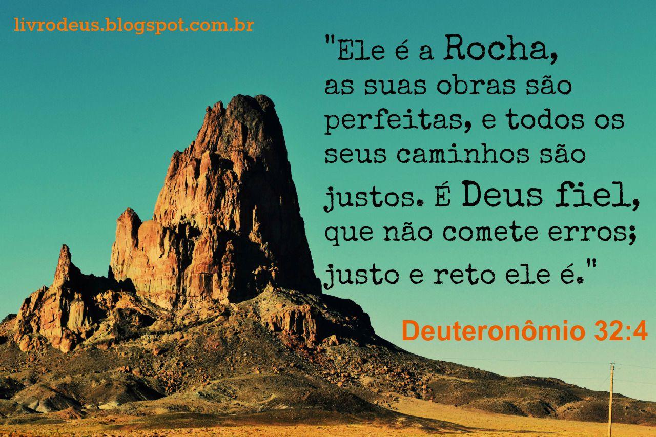 Deuteronômio 32-4 livrodeusblog