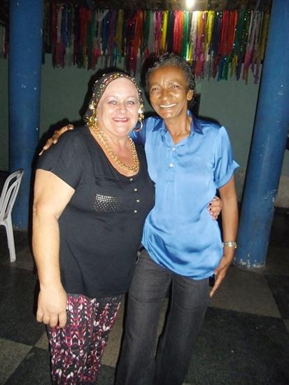Soraya e Socorro Soares