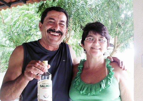 David e Nice Santos