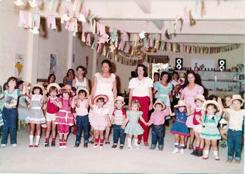 Paraíso Infantil em 1984