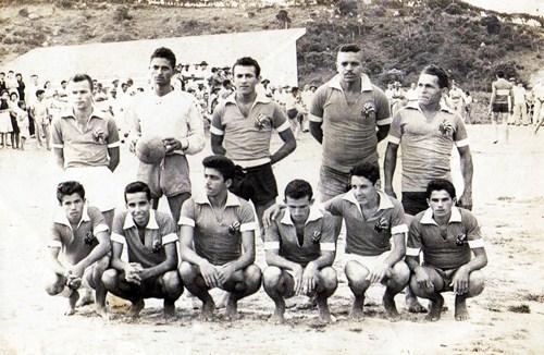 GUARANY-F.C 1963